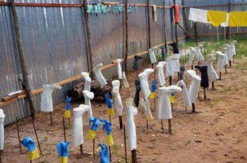 Article : Ebola, l'Afrique doit tirer des leçons